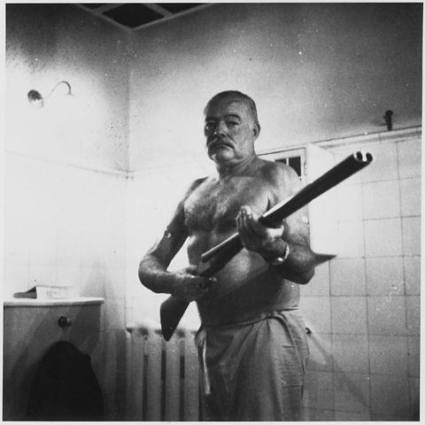bathroomgun